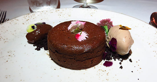 coulant au chocolat at malliouhana