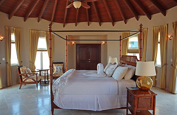 grand master suite at villa soleil anguilla