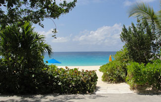 Anguilla villas at Meads BAy Beach Villas Resort