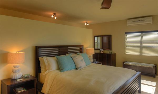 moondance villa bedroom in anguilla