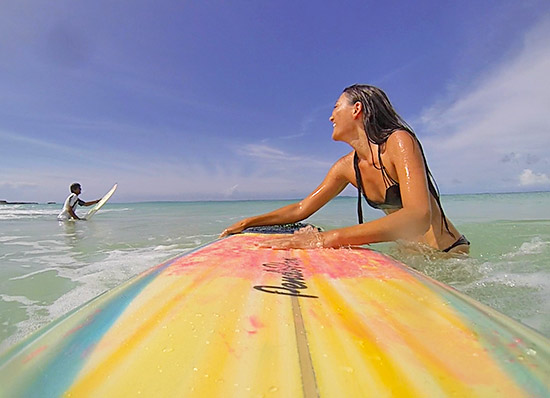 more happy surf days in anguilla