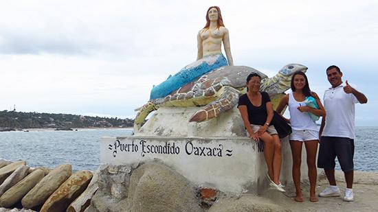 with juan jose at puerto escondido