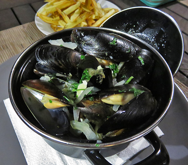 moules frites by ben