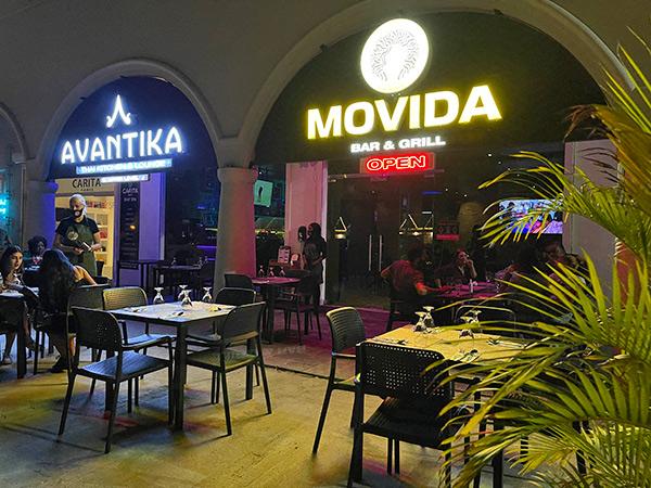 Movida Rotisserie & Grill