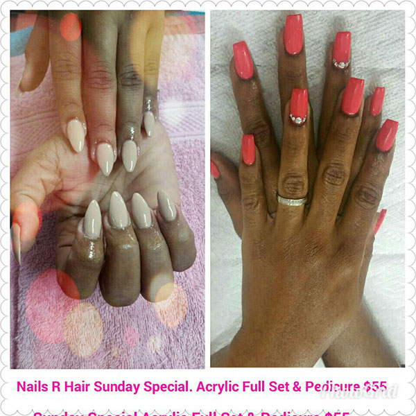 nails r hair specials