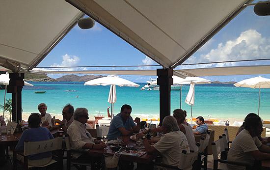 nikki beach beachfront in st. barths