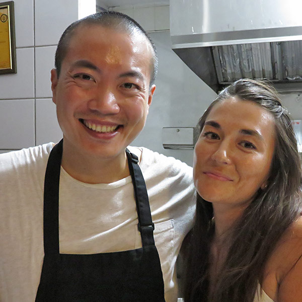 chef ken lin and nori