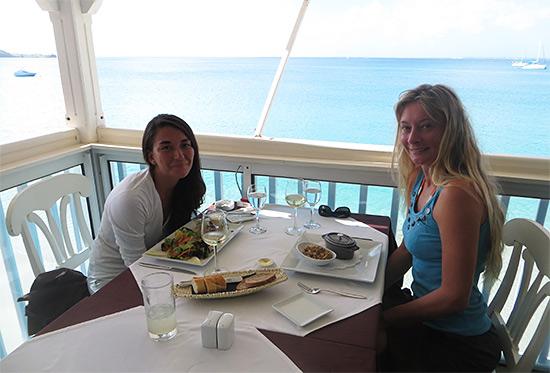 nori and sanja at ocean 82