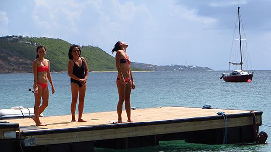 Nori Evoy and Anguilla