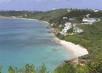 Anguilla North Hill