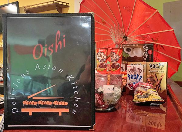 Oishi Delicious Kitchen