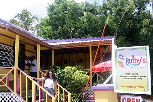 Ruthy's Yum Yum restaurant
