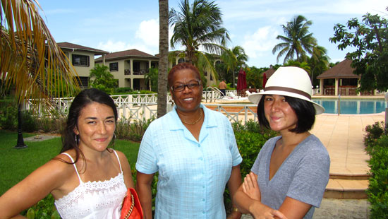 paradise cove resort anguilla sherille hughes