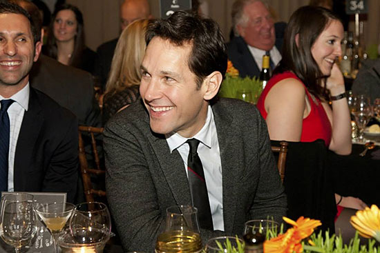 paul rudd and joel globus at chefs for kids cancer