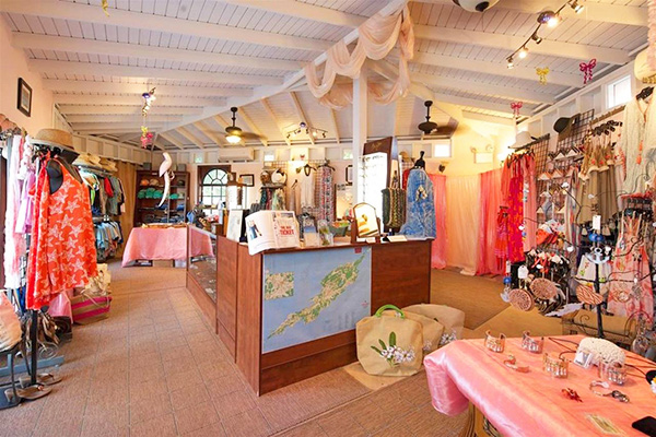 inside petals boutique anguilla