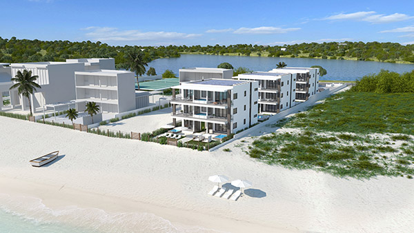 tranquility beach phase 1 in anguilla