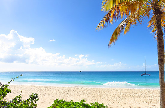 picture perfect beach wedding settings in anguilla