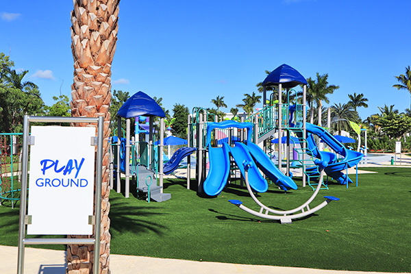 Play Ground at CuisinArt Golf Resort & Spa