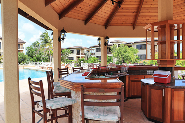 paradise cove resort anguilla pool Pool Bar