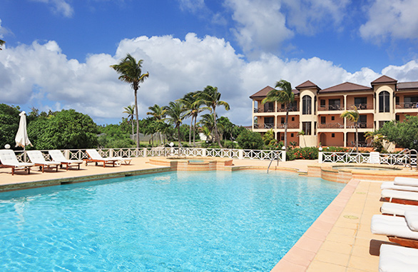 paradise cove resort anguilla pool