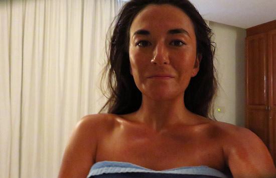 post-treatment venus spa glow