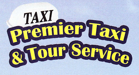 premier taxi and tour service anguilla logo