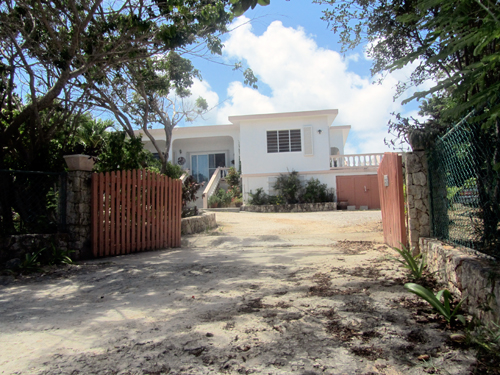 Anguilla rental home