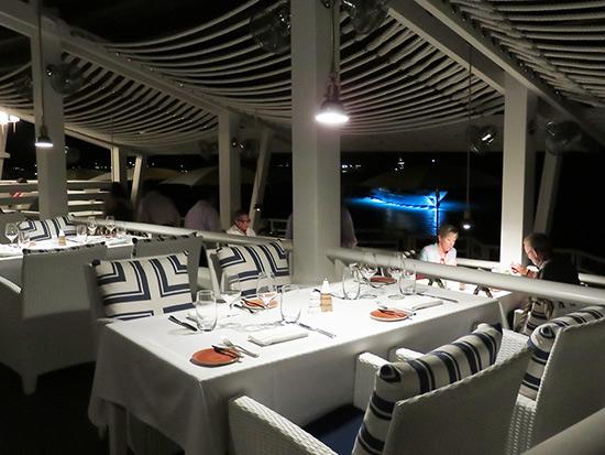malliouhanas elegant dining room