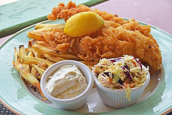roys fish and chips