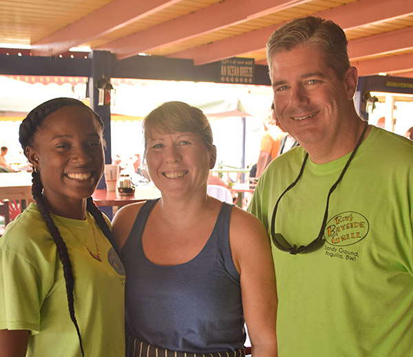 claire and patrick of roy's