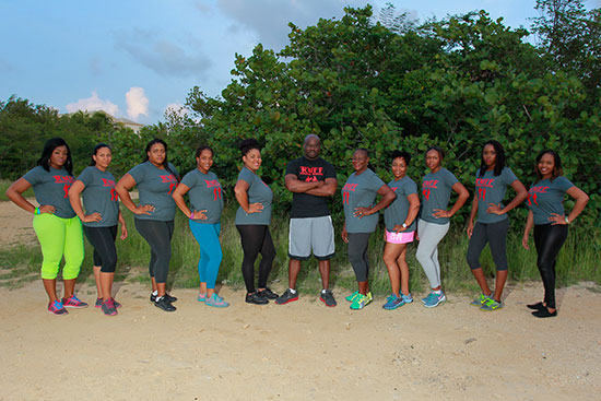 ruff training team