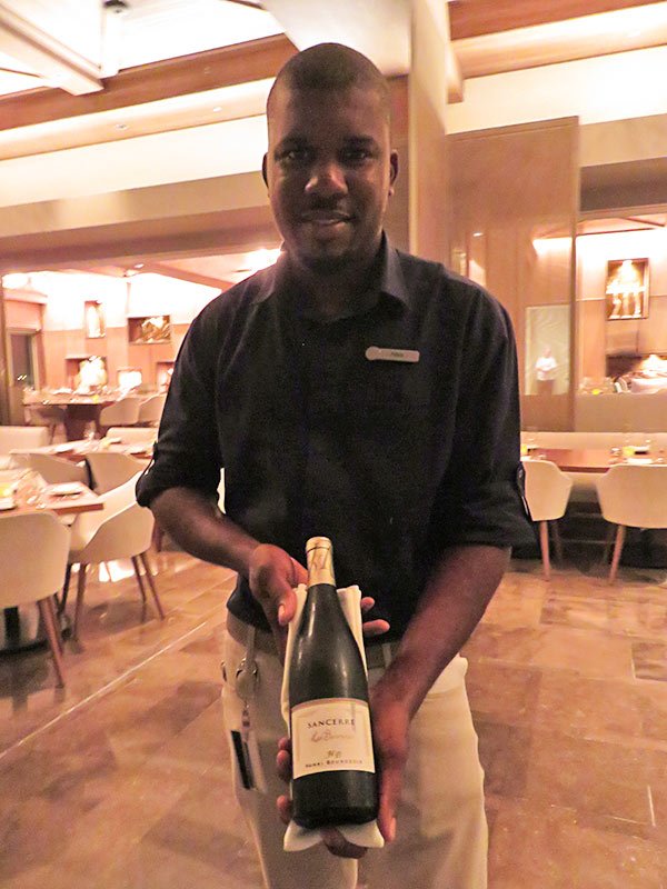 sancerre at coba four seasons