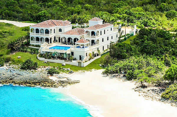 our dream villa on limestone bay anguilla