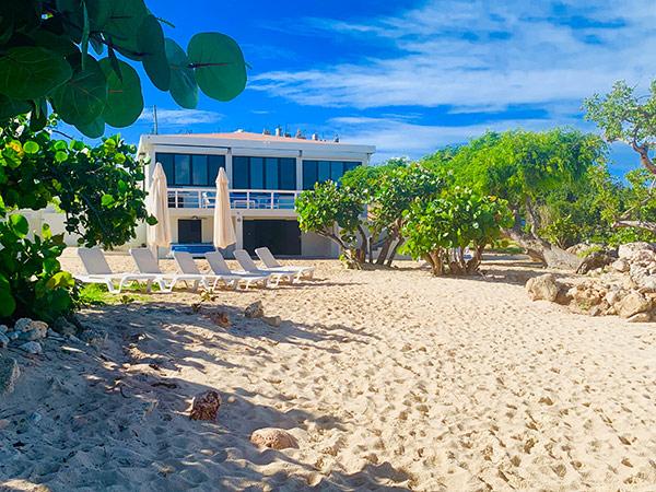 sandcastle villa the beach house