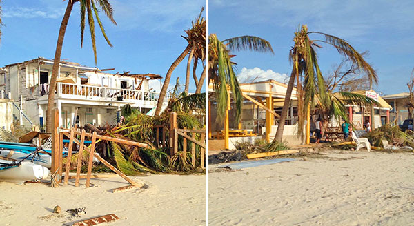 sandy ground hurricane anguilla