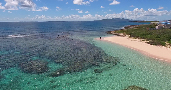 sandy hill bay, anguilla