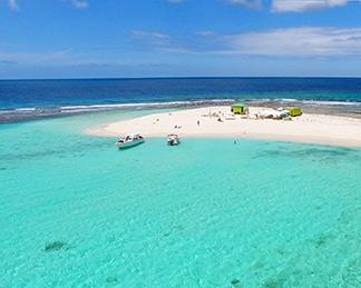 photo of anguilla sandy island