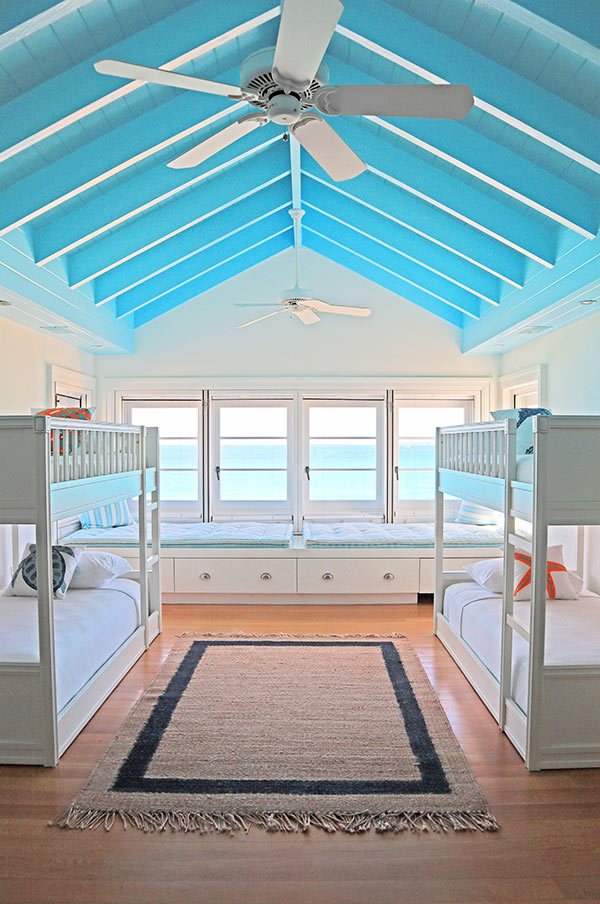Kids room at Santosha Villa Estate on Long Bay