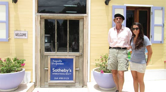 anguilla real estate sothebys art gallery