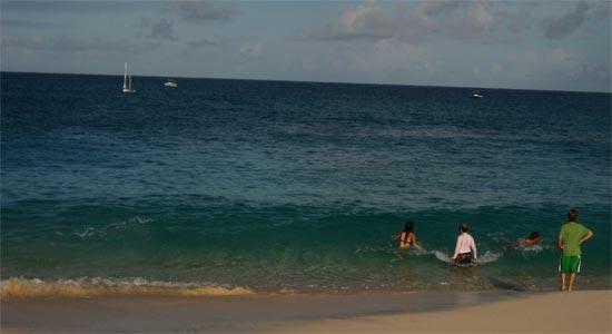 Scrub Island Waves