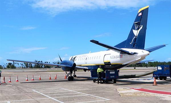 seaborne airlines anguilla