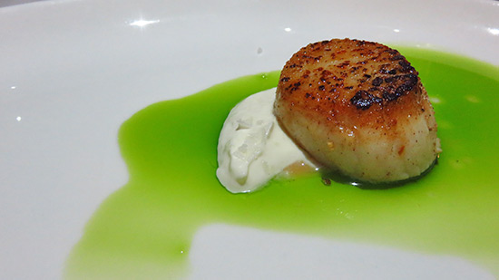 maine scallop