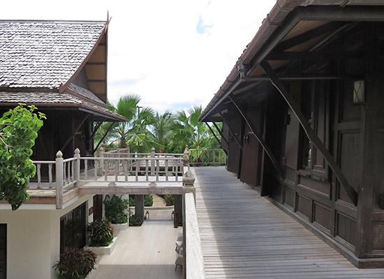 second storey at zemi thai house spa
