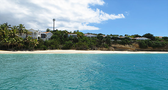 secret beach in anguilla
