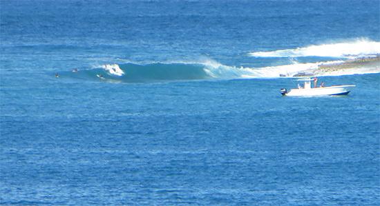 Anguilla Surfing