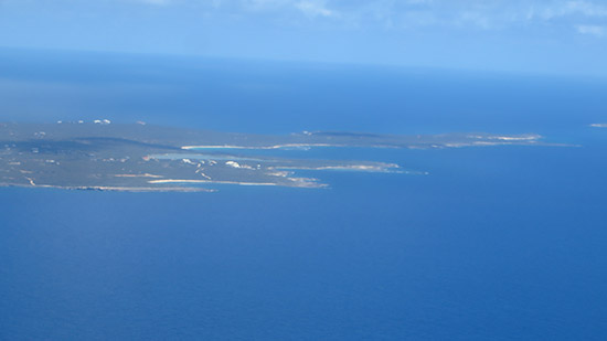 leaving anguilla by air