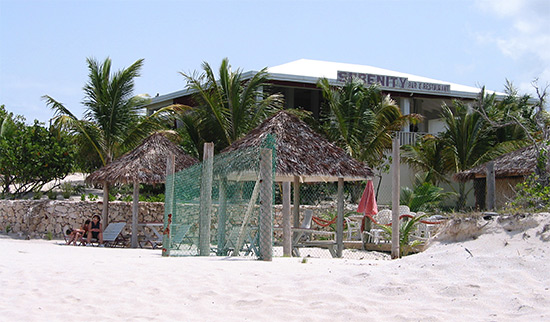 Anguilla beach bars