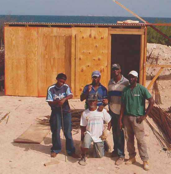 anguilla builder team