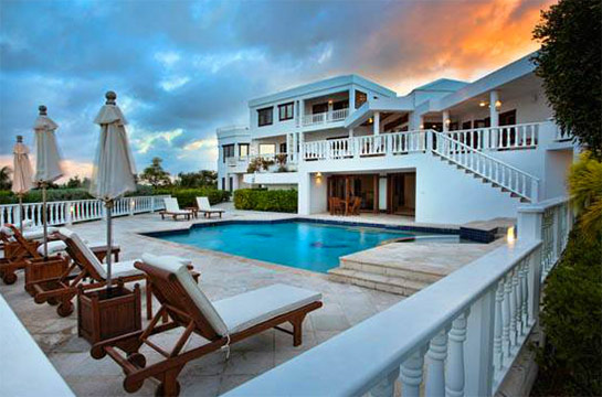 Sheriva Anguilla boutique villa hotel