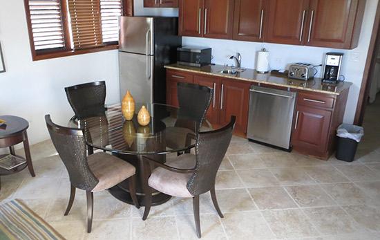 mystique junior suite kitchen